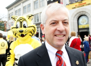 Andy Gross, president and CEO of Giant Tiger, is stepping down on Aug. 1. Photograph by: Pat McGrath , Ottawa Citizen